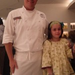 Chef Kevin at the California Grill