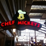 Chef Mickey's at Disney's Contemporary