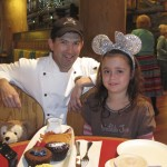 Chef Philippe - Whispering Canyon Cafe